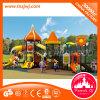 Campo de jogos ao ar livre plástico novo para crianças