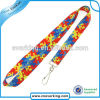 Fabbrica Wholesale Cheap Printed Lanyard con Fashion EGO Logo