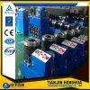 熱い販売の油圧ホース1 1/2のまでのひだが付く機械価格ホースのフィン力様式Hhp52