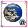 Glass rotondo Scenery Fridge Magnet per Promotion Gifts