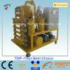Multi-Stage de alta precisión de purificación y reciclaje de aceite de transformador de la máquina