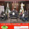 Apartment를 위한 최신 Sale European Style Hotel Sofa Fabric Sofa