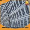 Mur hautement flexible de barrière saine de polycarbonate de couleurs de prix usine divers