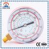 El gas modificado para requisitos particulares venta caliente del manómetro de la función refrigera la presión