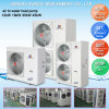 tipo spaccato pompa termica Tankless di 3kw 5kw 7kw 9kw Cop4.2