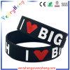 Wristband impresso colorido relativo à promoção do silicone para presentes