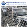 Pre-Galvanized стальную трубу для выбросов парниковых газов