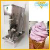 Замороженный йогурт завихрения машина может смешивания многие продукты