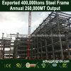 Q345b Stahlbaustahl-Aufbau