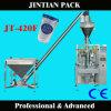 Empaquetadora auto del polvo del fertilizante de Jt-420f