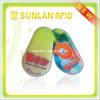 Cartão colorido barato personalizado do projeto RFID