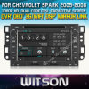 Reprodutor de DVD de WITSON Car para Chevrolet Spark com o Internet DVR Support da ROM WiFi 3G do chipset 1080P 8g