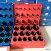 caixa métrica do anel-O dos tamanhos de 386PCS 5A/5b/5c 30
