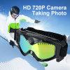 Lunettes de neige de caméra vidéo de l'appareil-photo HD de chasse