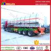 De tri-As 42000L 304 van de Olie van het voedsel de Semi Aanhangwagen van de Tank van het Roestvrij staal