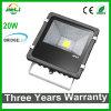 Projector do diodo emissor de luz da ESPIGA do produto de qualidade 20W com 3 anos de garantia