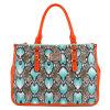 Signora alla moda stampata donna Handbags (MBNO030057) di modo