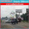 Quadro de avisos inferior do anúncio ao ar livre do diodo emissor de luz da qualidade da garantia do preço com carrinho
