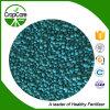 Estado granular de adubos compostos 43% de NPK 15-8-20 Cor Azul
