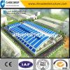 Preço direto do edifício do armazém/oficina da construção de aço da fábrica padrão econômica