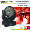 108*1With3W LED Moving Head Light (GBR-104A)