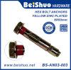 Cheap Wholesale Hex Bolt Sleeve Anchor avec anneau en plastique en Chine