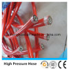 Manguito hidráulico de alta presión (acero inoxidable tejido)