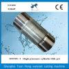고품질 물 분출 절단은 Waterjet 강화 펌프를 위한 고압 실린더를 분해한다