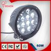 Nieuw Product LEIDENE van de 7 LEIDENE van de Duim 60W Intensiteit van het Werk Lichte Hoge Lichte 60W LEIDEN van het Werk Offroad DrijfLicht voor de MiniJeep van Vrachtwagens