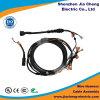 Het elektro Mannetje van de Assemblage van de Kabel van de Uitrusting van de Draad aan Vrouwelijke Naar maat gemaakt