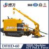 Dfhd-60 60t Zug-Kraft-horizontale Richtungsmaschine