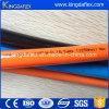 Boyau thermoplastique tressé de fibre hydraulique de SAE100 R7/R8