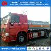 De op zwaar werk berekende Tankwagen van de Brandstof van de Olietanker van de Speculant 15000L van Sinotruk HOWO 4X2 266HP 6 15m3