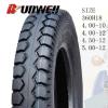Drei Geschäftemacher-Reifen 4.50-12 4.50X12