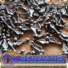 Приварите из кованого железа поддельных копья для ограждения
