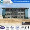 Almacén prefabricado prefabricado de la estructura de acero del diseño