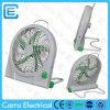 非常にPopular 10 Inch Small Plastic Solar DC Rechargeable Fan Car Box Fan 12Vのセリウム12V10q