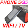 WiFi Fernsehapparat Java 3.2 Zoll-Screen-Handy (5. S5)
