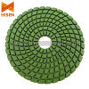 4 100mm Diamond Flexible Wet Polishing Pads