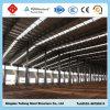 Magazzino prefabbricato chiaro della costruzione di blocco per grafici della struttura d'acciaio