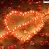 Inneres Romatic Hochzeits-Kerze und Hauptdekoration
