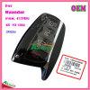 Франтовской дистанционный ключ для автоматического Hyundai Fsk 433MHz с 8A кнопками 3V036 обломока 4