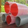 Flexible d'aspiration de 6 pouces/huile flexible en PVC flexible d'aspiration