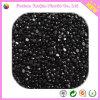 Granules matériels noirs de Masterbatch de PE pour le film plastique