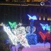 ショッピングモールのシドニーのクリスマスの照明の装飾LED Butterfllyストリングライト