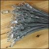 ワイヤーロープの吊り鎖またはステンレス鋼ワイヤーロープの吊り鎖鋼鉄ケーブルの吊り鎖7X7 7X19