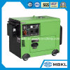5kw 전기 시작 방음 힘 전기 발전기 디젤