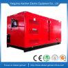 Leiser großer Motor angeschaltener globale Garantie-leiser Dieselgenerator