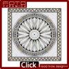 Azulejo Polished de la porcelana del cristal blanco