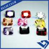 Gemas coloridas superiores de la joya del Zircon de la CZ del Baguette de la esquina del corte del grado AAA/AAAAA